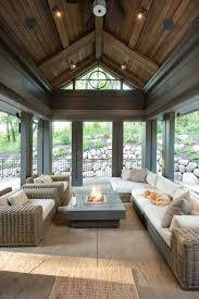 100 Houses Ideas Designs 38 Amazingly Cozy And Relaxing Screened Porch Design Ideas