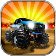 100 Monster Trucks Free Games App Insights Truck Parking Game