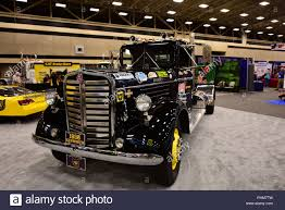 A Black 1938 Kenworth Semi Truck Is Displayed At The 2018 Great ... A Dark Peterbilt Cabover Semi Truck Is Displayed At The 2018 Great Photos Day 2 Of Pride Polish Trucks American Success 2015 Trucking Show Landstar The Truck Recap Raneys Blog Gats 2013 In Dallas Tx By Picture Allies Booth Allie Knight Youtube Photo Gallery Great American Truck Show 2016 Dallas Bangshiftcom Big Rigs And More From