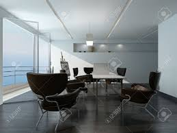 100 Contemporary Armchairs Modern Office Meeting Room Interior With Stylish Contemporary