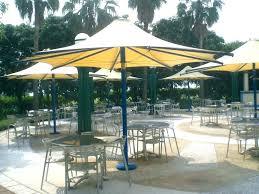 Large Shade Umbrella Patio Umbrellas Cantilever