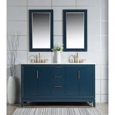 WATERJOY Non Pedestal Under Sink Vanity Cabinet SpaceSaver Bathroom Storage Cabinet Organizer With 6 Cubes