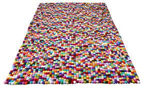 moderne teppiche bunt bestellen baur