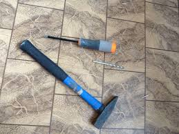 Preparing Subfloor For Tile Youtube by How To Remove Vinyl Flooring Removing Vinyl Flooring The
