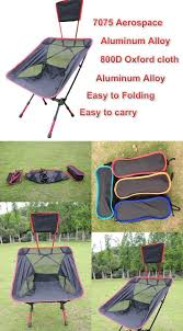 New Portable Outdoor Folding Chair Bungee Chair For Fishing Beach ... Amazoncom Gj Alinum Outdoor Folding Chair Fishing Long Buy Recliners Ultralight Portable Backrest Shop Outsunny Padded Camping With Costway Table 4 Chairs Adjustable Dali Arm Patio Ding Cast With Side Brown Nomad Director And Set Cheap Purchase China Agnet Ezer Light Beach Chair Canvas Folding Aliexpresscom Ultra Light 7075 Sports Outdoors Ultralight Moon Honglian Solid Wood Creative Home