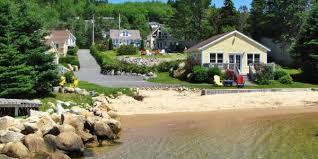 Nova Scotia Oceanfront Cottage rentals Halifax Larinda s Landing