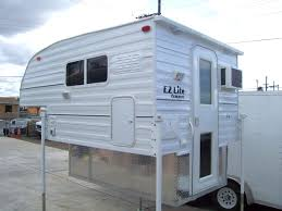 Look Truck Campers For Short Bed Pickups EZ Lite Falcon Truck Camper ...