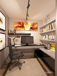 Small Home Office Design Ideas 57 Cool Small Home Office Ideas ... Modern Home Office Design Ideas Best 25 Offices For Small Space Interior Library Pictures Mens Study Room Webbkyrkancom Simple Nice With Dark Wooden Table Study Rooms Ideas On Pinterest Desk Families It Decorating Entrancing Home Office