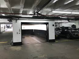 100 Car Elevator Garage This Parking Garage In NYC Has A Car Elevator To Get To The Lower