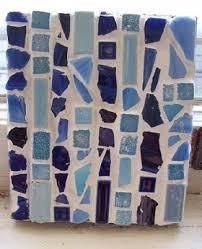 ceramic mosaic tile trivet diy craft projects mosaics and craft