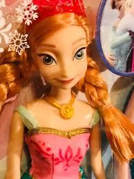 Disney Little Mermaid Vanessa Evil Queen Ursula Barbie Doll Princess