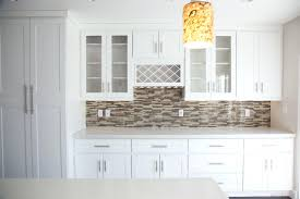 cost to install tile backsplash kitchen white glass painting pine