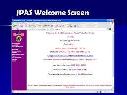 jpas login joint personnel adjudication system portal