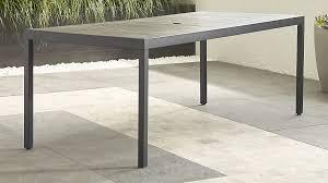 Alfresco II Grey Rectangular Dining Table Reviews