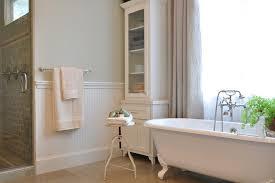 Beadboard Bathroom Ideas Traditional With Wainscoting