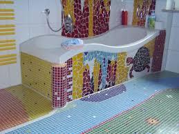 ein ungewöhnliches bad und ein klassisches gäste wc