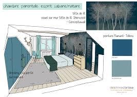 amenagement chambre parentale aménagement d une chambre parentale esprit cabane nature