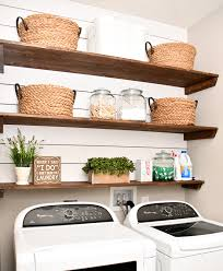 We Got The Idea For This Shelving From Wood Grain Cottage Dining Room They Used Their And Are Gorgeous