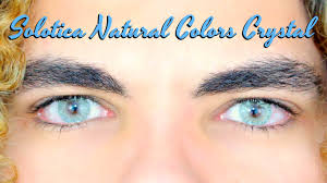 Fda Approved Halloween Contacts Uk by Solotica Natural Colors Crystal Best Contact Lenses Contacts To