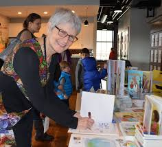 Events Ellen Mayer Books
