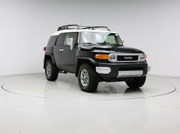 50 Best Used Toyota FJ Cruiser For Sale, Savings From $3,009