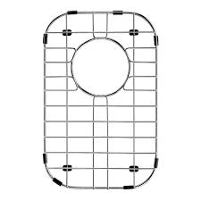 Franke Sink Grid Uk by Vigo Stainless Steel Bottom Grid 9 In X 13 875 In Kitchen