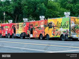 100 Food Trucks In Dc Today Washington Usa Image Photo Free Trial Bigstock