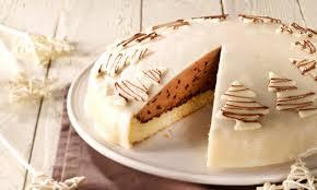 nougat zimt sahne torte