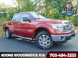 Featured Used Vehicles For Sale In Prince William County At Koons ...