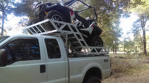 Side By Side Truck Racks – Handmade In The USA!
