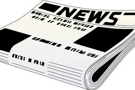 Collection Of Free Newspaper Vector Rolled Up Download On UbiSafe