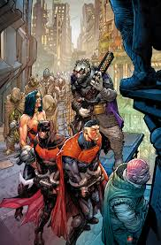 Top 10 DC Comics February 2014 Solicitations New 52 Or 45