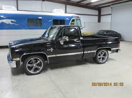 100 1986 Chevy Trucks For Sale CHEVROLET SILVERADO SHORT BED 1500 C10 CHEVY TRUCK SHOW STREET