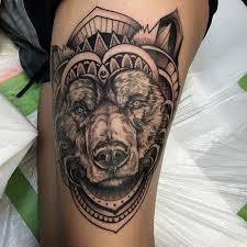 Rebel Muse Tattoo Tattoos David Mushaney Abstract Geometric