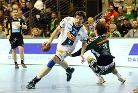 FileAndreas Nilsson Throwing 1 DKB Handball Bundesliga HSG Wetzlar