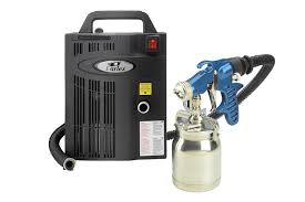 Hvlp Sprayer For Kitchen Cabinets by Earlex Hv6900 Spray Station Hvlp Paint Sprayer Hvlp System