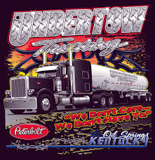 Undertow Trucking - Kentucky - Totally Custom T-Shirt Design ... Death On The Highway Tnsiams Most Teresting Flickr Photos Picssr Untitled Tnsiam Randoms Gorgeous Customized White And Green Big Rig Semi Truck With Chrome Brady Trucking Inc Bradytrucking Twitter Dump With Scrap Metal Dusty Road Long Shot Stock Video Following Money Time Tells Our Costa Rican Adventure Swanson Pon A Time 1601 Windy Hill Rd Kyle Tx 78640 Na Mls8615788 Transportation Insurance Brazelton Group