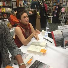 We Caught Up With Elizabeth George At Books Inc In Alameda While She Was On Book Tour For The New Inspector Lynley A Banquet Of Consequences
