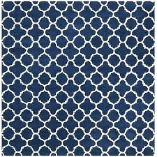 Blue Circle Rug Get Quotations A Dark Ivory Area