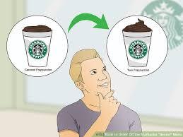 Image Titled Order Off The Starbucks Secret Menu Step 2