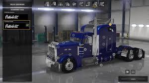 American Truck Simulator Custom Peterbilt379EXHD Edit (CUSTOM TRUCKS ...