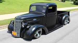 100 Pro Touring Trucks 1938 Chevrolet Show Truck Air Ride For Sale 102048 MCG