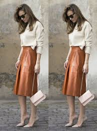 how to wear leather skirt tips u2013 designers collection