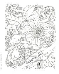Coloring Pages For Adults Online 17 Adult Colouring Page 2