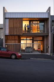 100 Industrial Style House In Auckland Exhibiting A Clean And