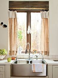 Kitchen Curtain Ideas Pinterest by Best 25 Double Window Curtains Ideas On Pinterest Curtain Ideas