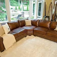 furniture modern living room design ideas with distressed leather