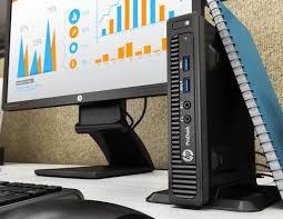 ordinateur de bureau compact hp desktop mini the smallest business desktop hp canada