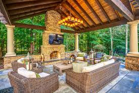 Backyard Decorating Ideas Pinterest by Outdoor Living Room Ideas On Pinterest Outdoor Living Rooms