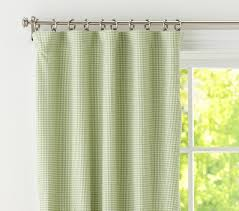 Pottery Barn Outdoor Curtains by Silk Tie Top Drape Pottery Barn Panel Curtains Peyton Linencotton